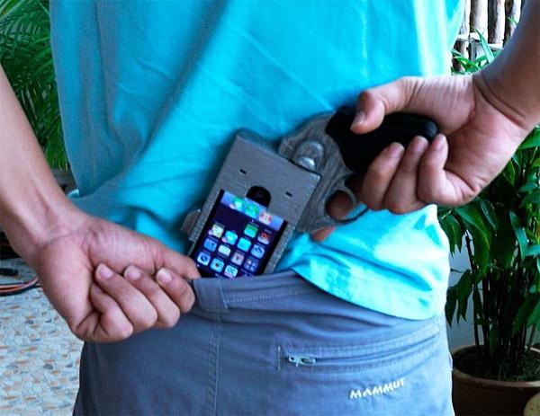 iphone revolver