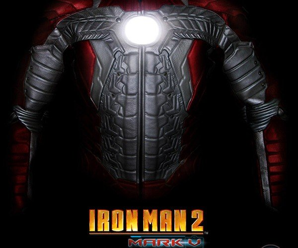 Iron Man Mark V Motorcycle Suit Should Fold Into a Suitcase