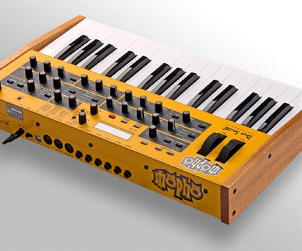 mopho analog synthesizer 2
