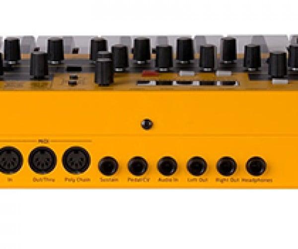 mopho analog synthesizer 4
