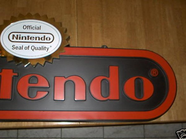 nintendo ces display sign 2