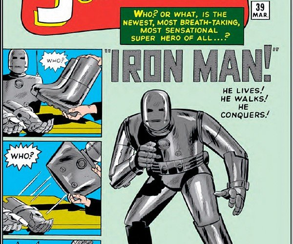Original Iron Man Comic is Almost 50 Years Old but Tony Stark Still Looks the Same