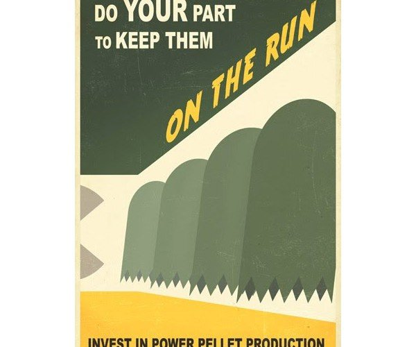 Video Game Propaganda Posters: Do Your Part and Hang Them on Your Wall