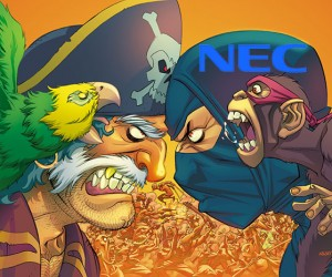 Nec Program Identifies Illegally Copied Videos: Your Move, Pirates