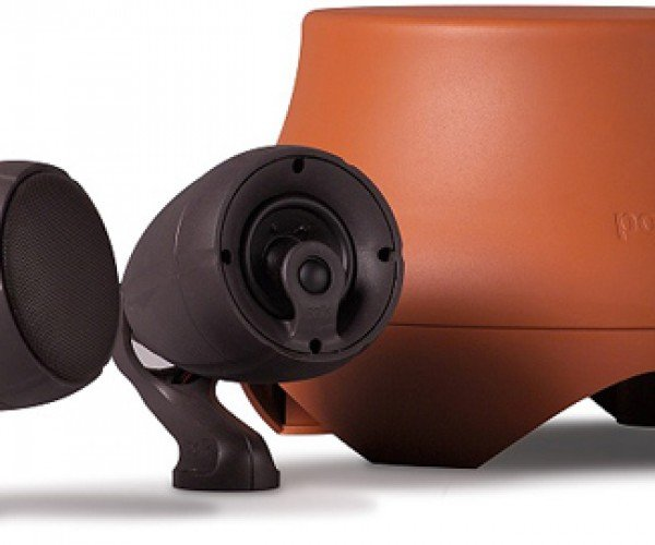 Polk Audio Atrium Garden Speakers: Patio Party Time