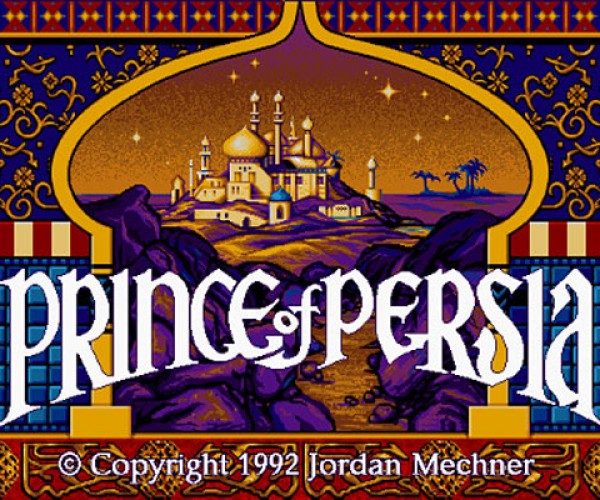 Prince of Persia Retro: Old Platformer on a New Platform