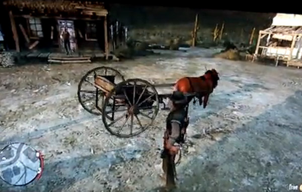 red dead redemption olde west low rider
