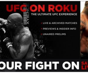 Roku Player to Stream Live Ufc Ppv Cards