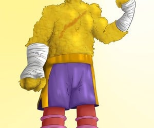 sesame street fighter big bird 300x250