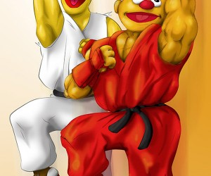 sesame_street_fighter_ernie_bert