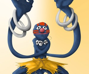 sesame street fighter grover 300x250