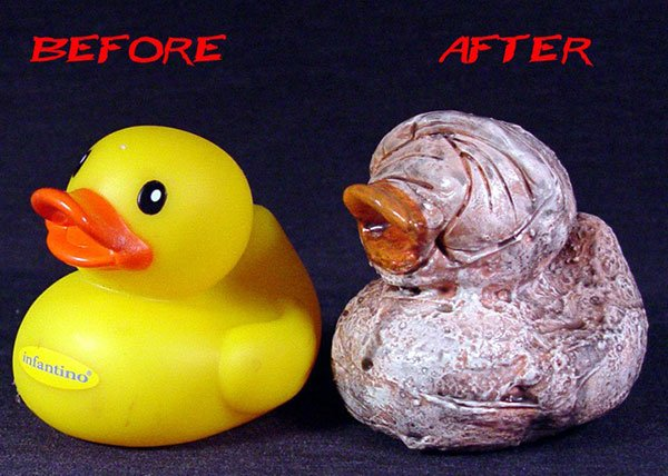 silent hill rubber duckie 2