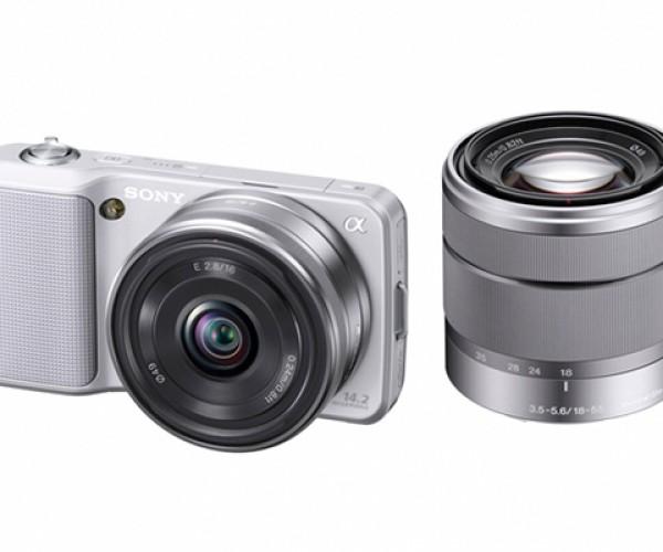 sony nex cameras 3