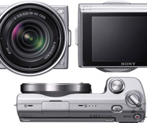 sony nex cameras 4