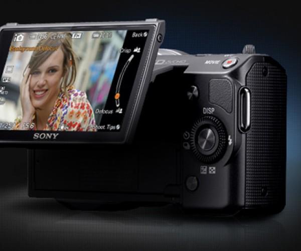 sony nex cameras 6