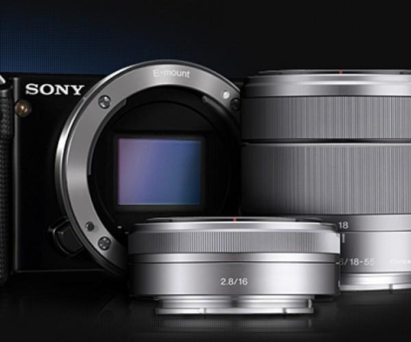 sony nex cameras 7
