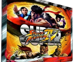 Officially Licensed Street Fighter Iv HDTV: Hadouken'T Understand This Trend