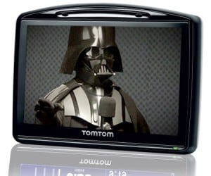 Star Wars Voices on Tomtom Gps: You have Arrived at Your Death Star Nation