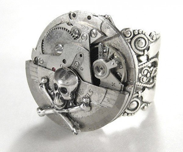 Steampunk Jewelry: Gears for Geeks