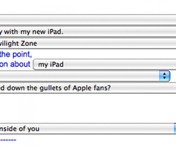 Steve Jobs Email Reply Generator Probably Gets a Lot of Hits These Days