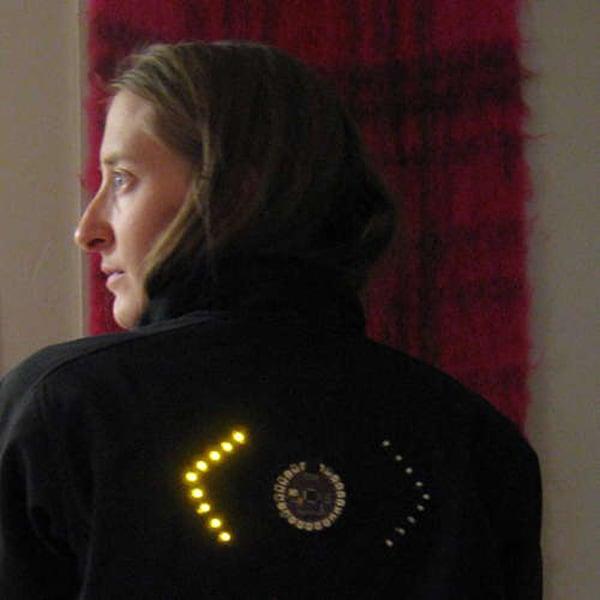 turn signal bike jacket
