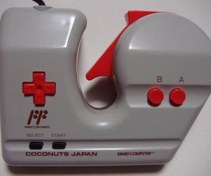 Weird Famicom Controllers: Too Specialized for Their Own Good
