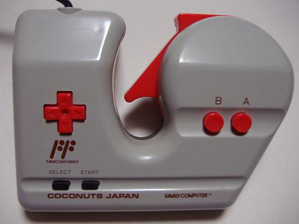 weird famicom controllers 1
