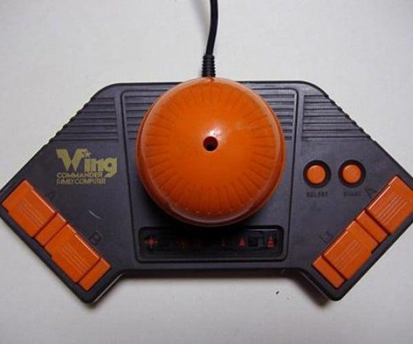 weird famicom controllers 2