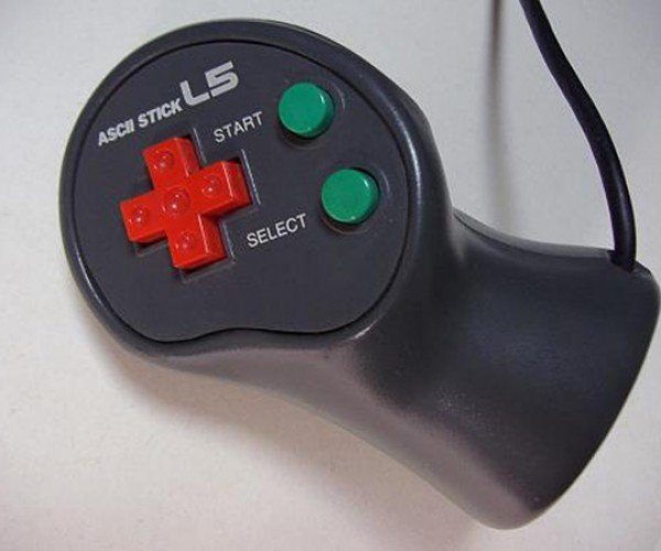 weird famicom controllers 5
