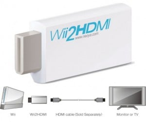 Wii2hdmi Adds Hdmi Output to Wii, Still Not HD
