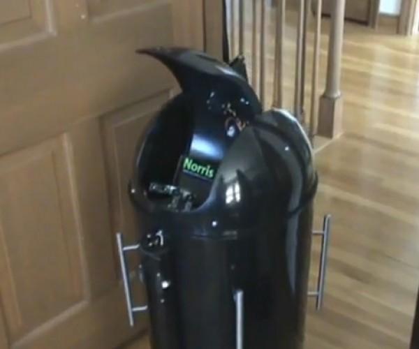 Butler Bot and Robofridge: the Perfect Future Companions