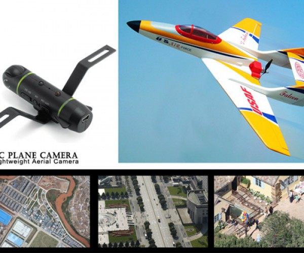 Rc Plane Camera is Your Own Eye in the Sky