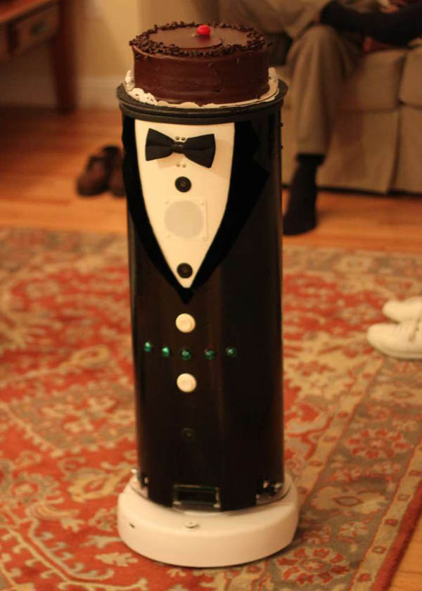 belvedere robot irobot instructable hack