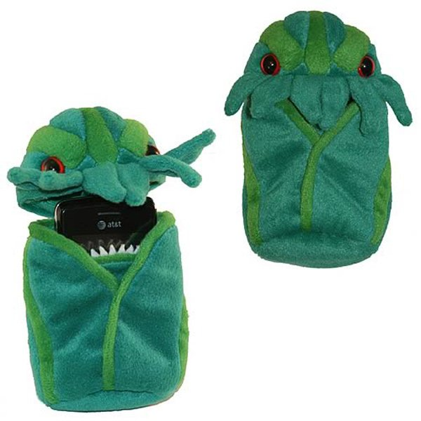 cthulhu mythos lovecraft fun cozy phone pouch