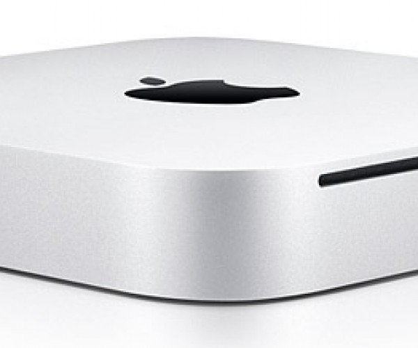 The New Mac Mini: All Aluminum, Faster, Hdmi, and $100 More to Start