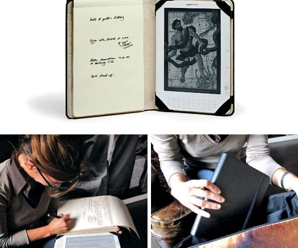 Moleskine Kindle Case: Another Great Way to Hide Your Tech