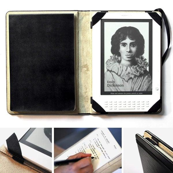 moleskine kindle cover notebook hack