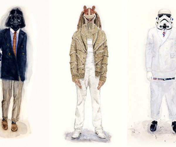 Star Wars Designer Duds by John Woo: Fashion Strikes Back