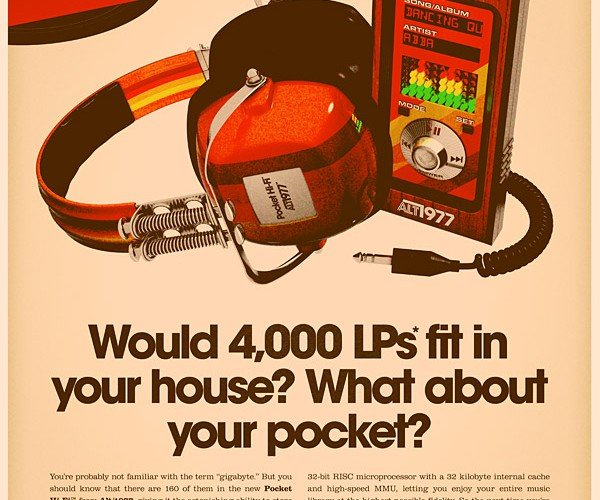 Alt/1977 Envisions Today'S Tech, Yesterday