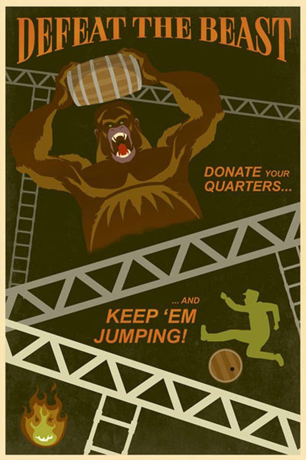More Great Retro Video Game Propaganda Posters Technabob