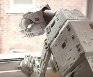 Would an at-at From Star Wars Make a Great Pet?