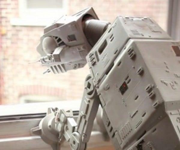 Would an at-at From Star Wars Make a Great Pet?