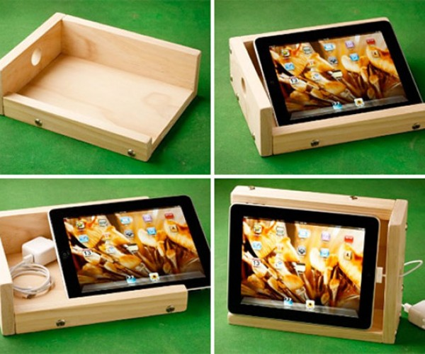 Ibox Claims to Improve iPad Sound – Why Bother?