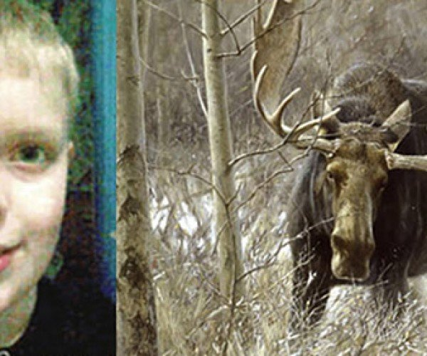 12-Year Old Boy Rescues Sister From Moose Using World of Warcraft Skills: Our Best Headline Yet