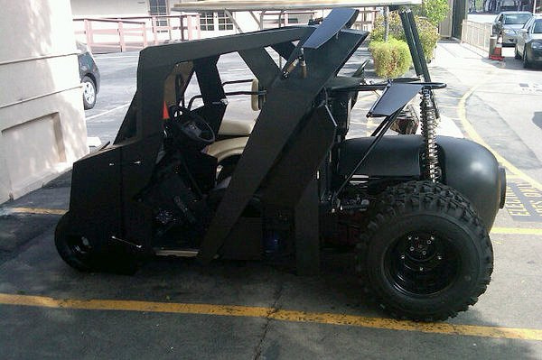 batman tumbler golf cart 3