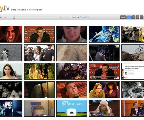 Bitly.Tv: Tracking the Web'S Most Popular Videos at This Very Second