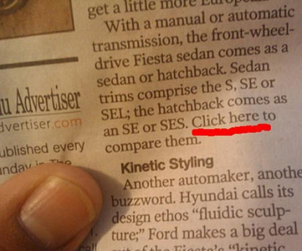 World'S Most Futuristic Newspaper
