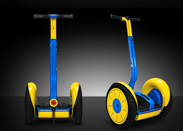 colorware segway i2