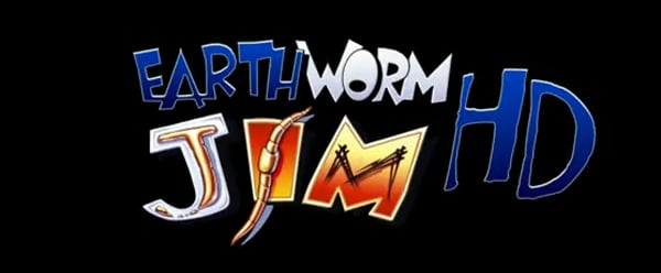 eathworm jim hd logo