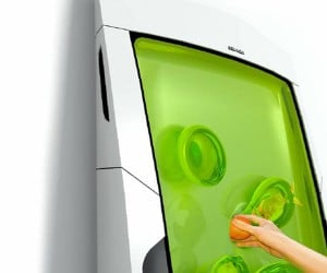 Bio-Refrigerator Concept Uses Zero Energy, Cools Items With Robot-Filled Goo. No, Seriously!